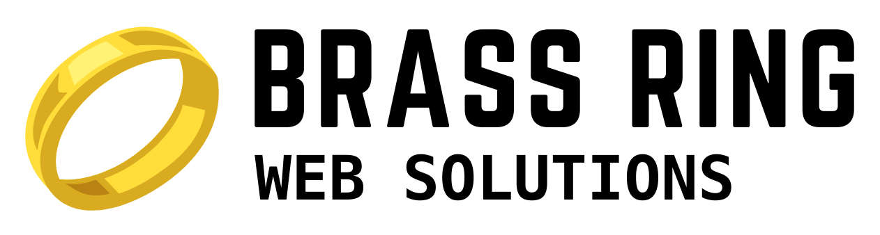 Brass Ring Web Solutions logo