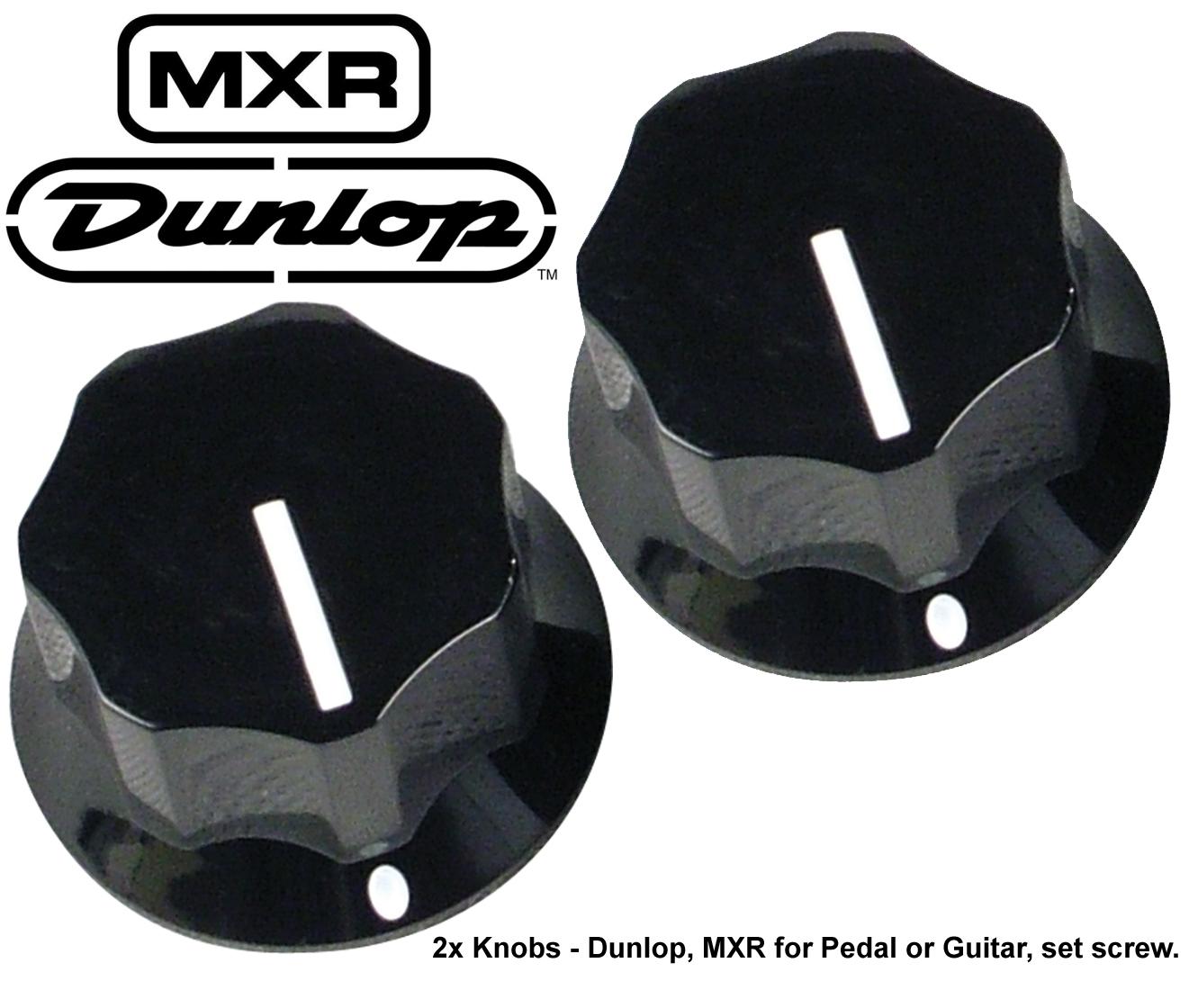 MXR volume knob x2