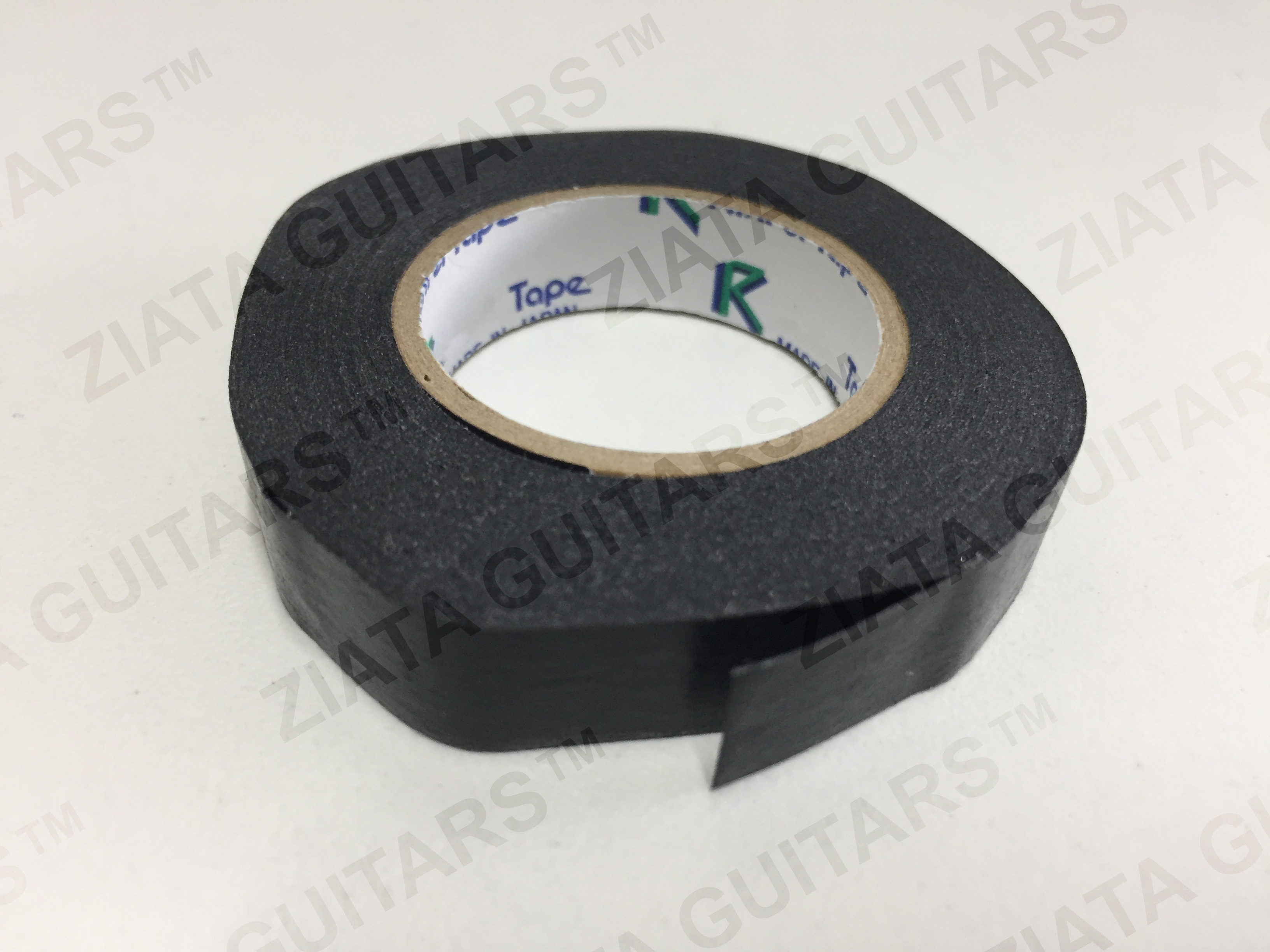 10mm Guitar Pickup Paper Tape - Black