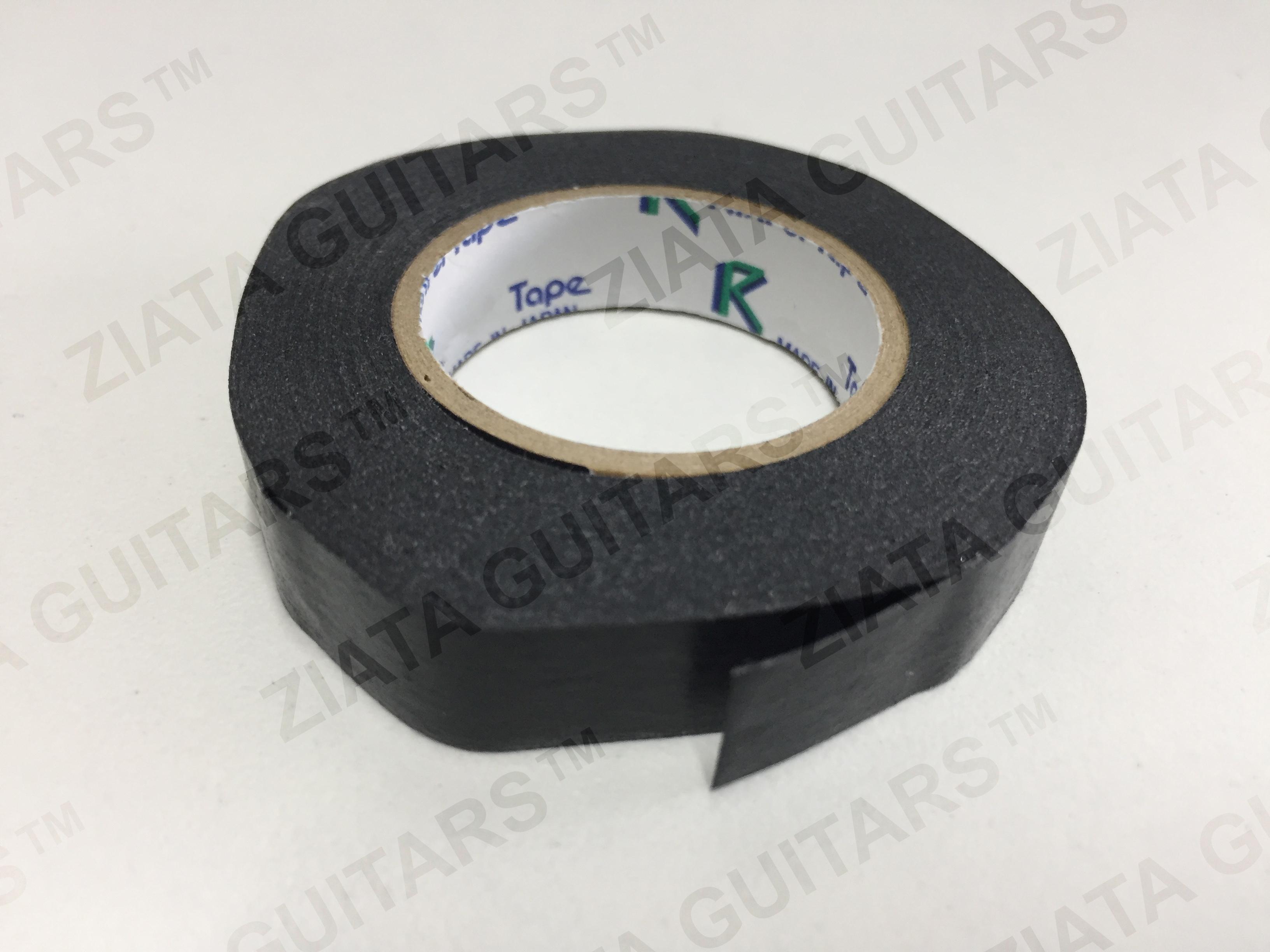 10mm Guitar Pickup Paper Tape - Black