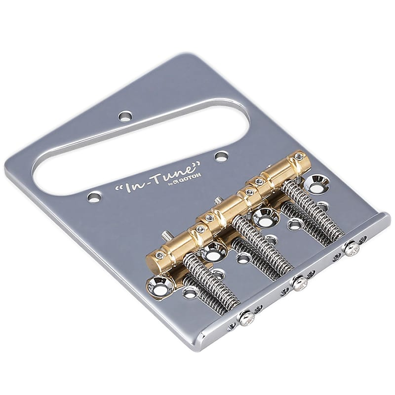 Gotoh InTune BS-TC2 Tele Style Bridge