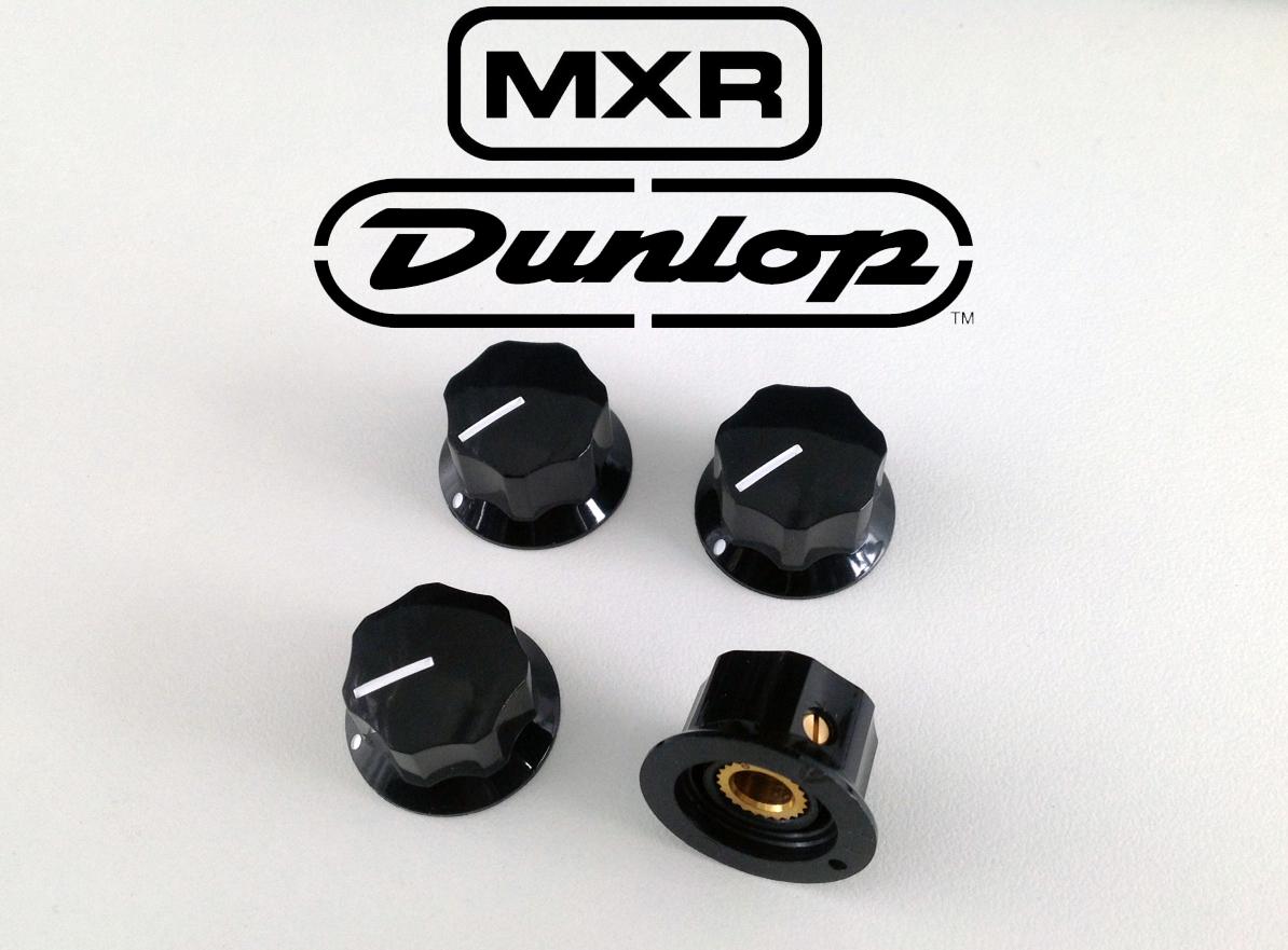 MXR volume knob x4