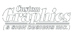 Custom Graphics and Sign Designs