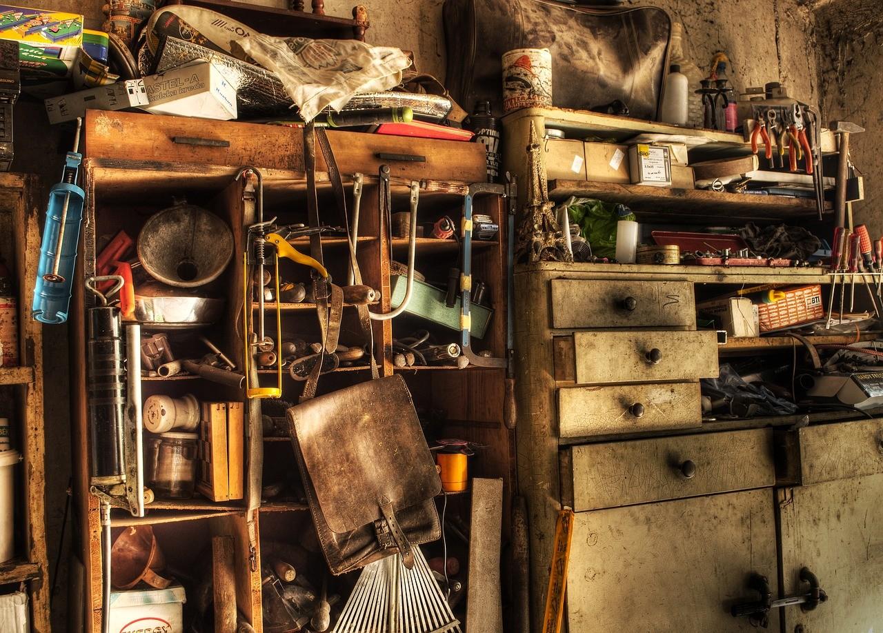 Data classification: clutter
