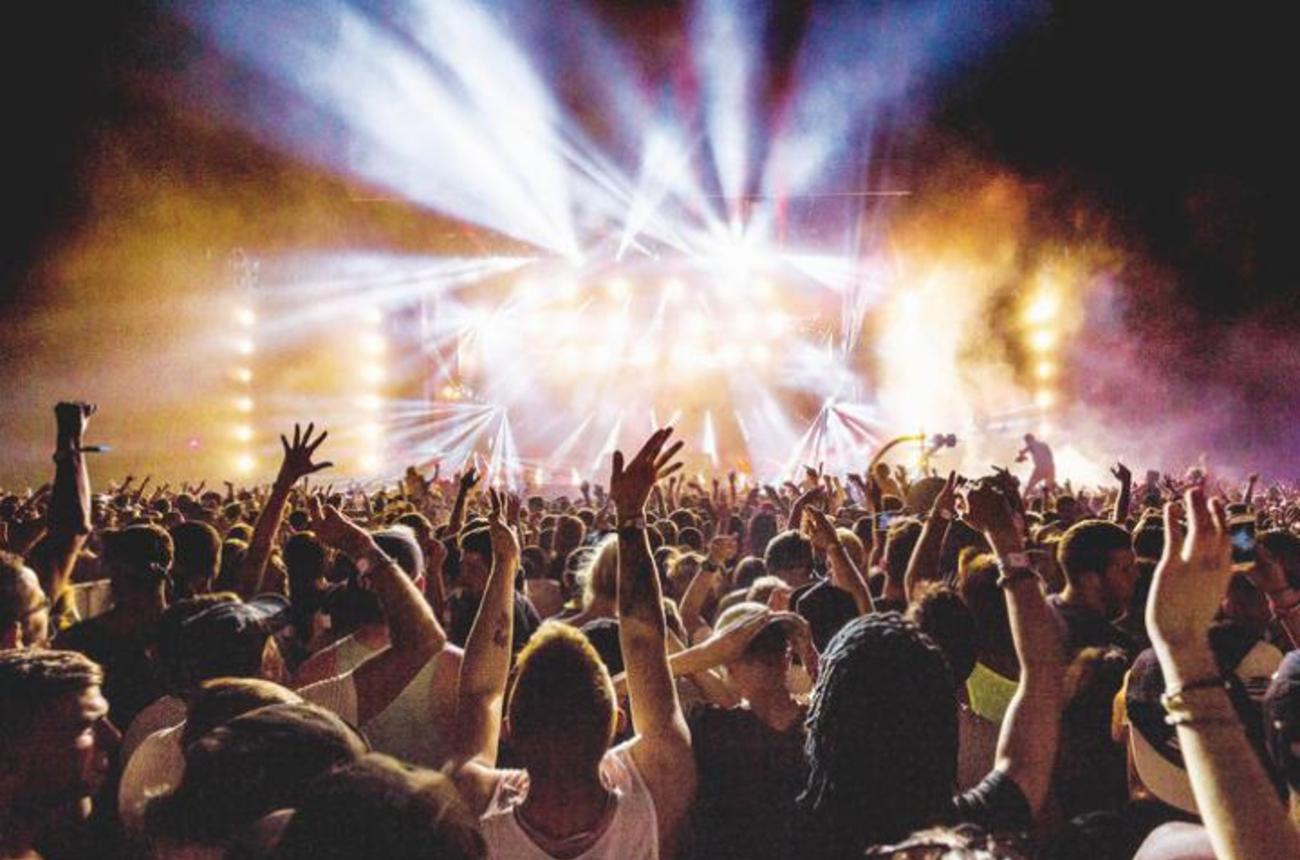 SOLUCIÓN A LAS ETERNAS ESPERAS EN LOS FESTIVALES