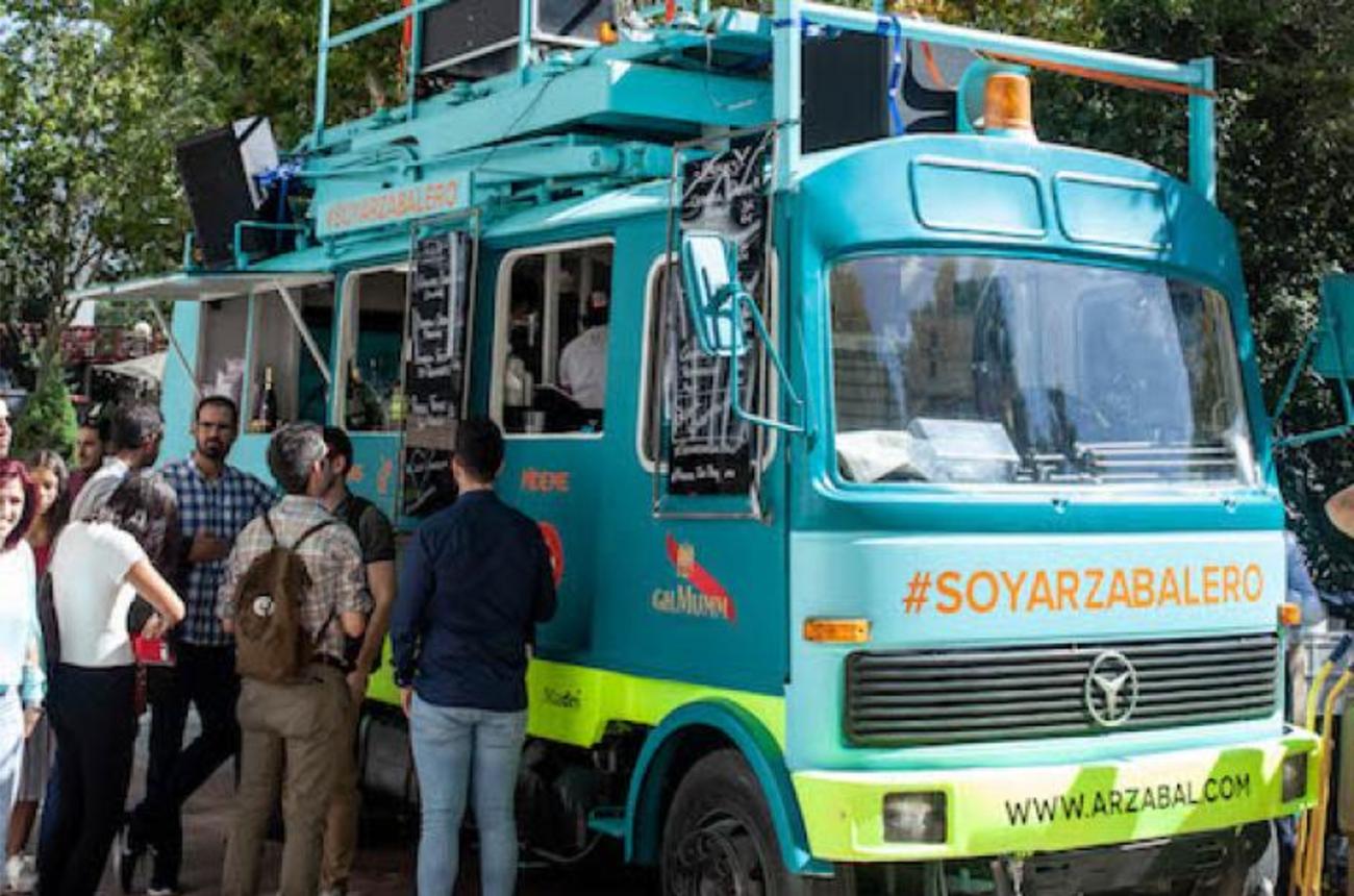 MEJORES FOODTRUCKS DE MADRID