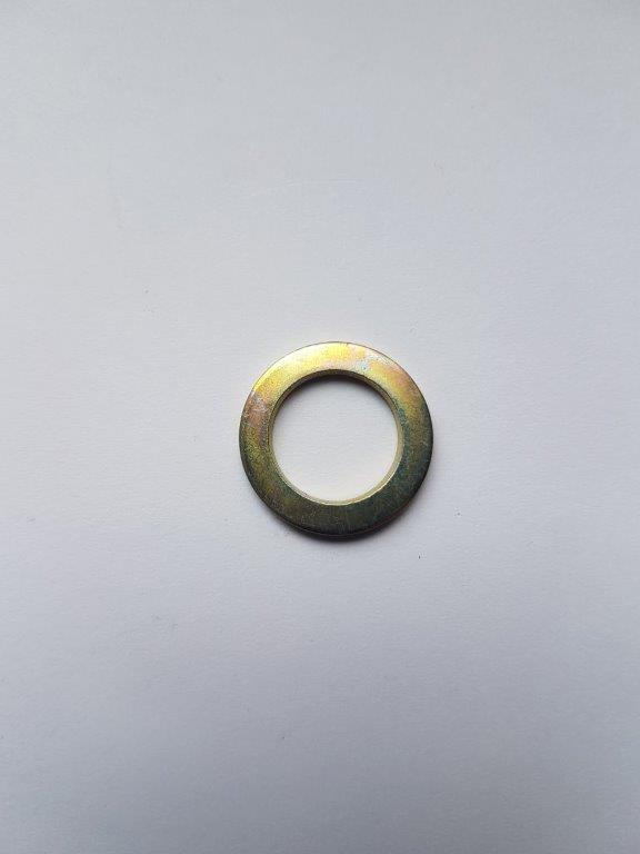 Scheiben für Zylinderschrauben DIN 433 gelb verzinkt, Scheiben DIN 433 gelb verzinkt, DIN 433 gelb verzinkt, Scheiben für Zylinderschrauben gelb verzinkt