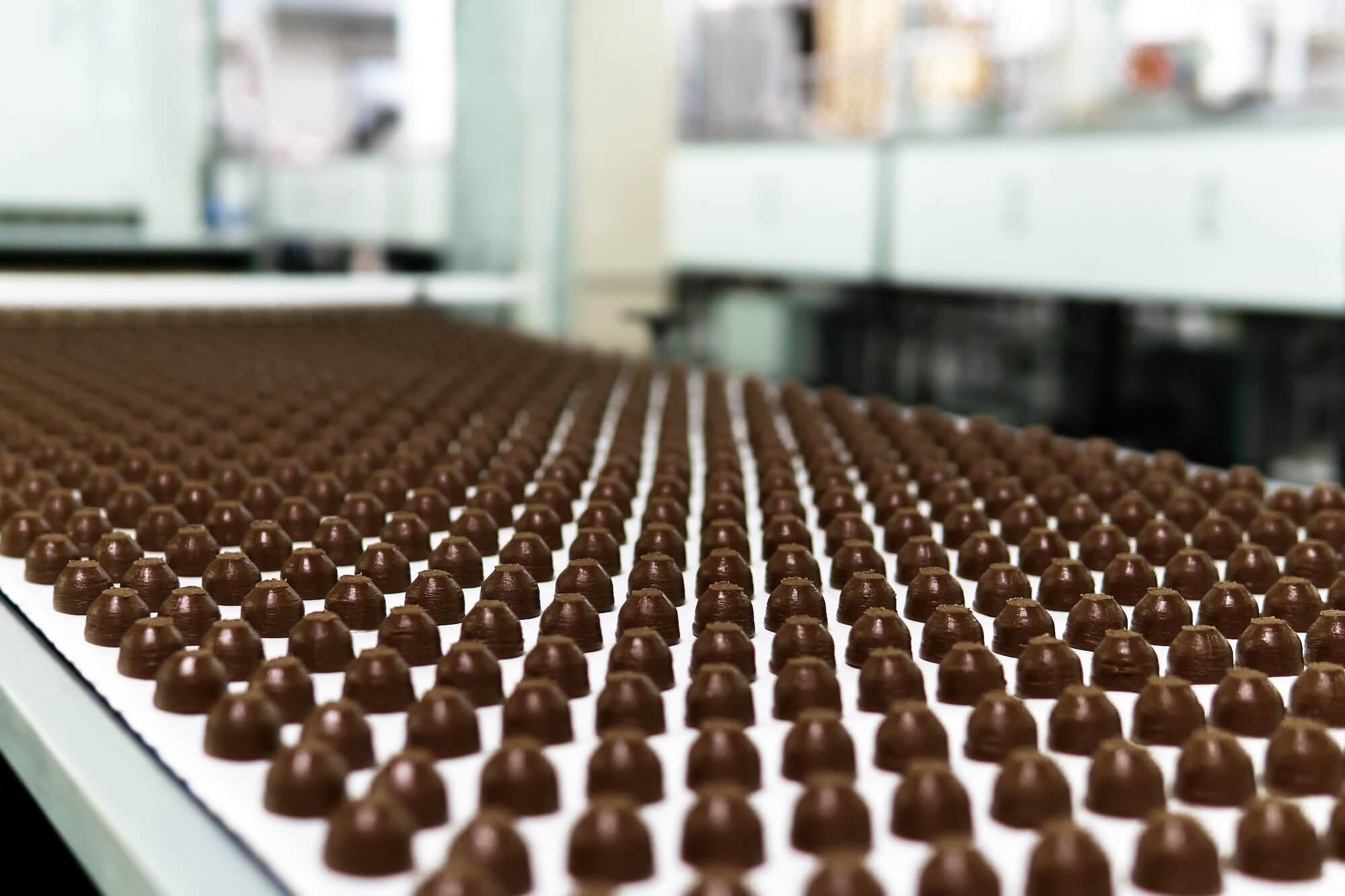 O que não sabemos sobre a indústria de chocolates