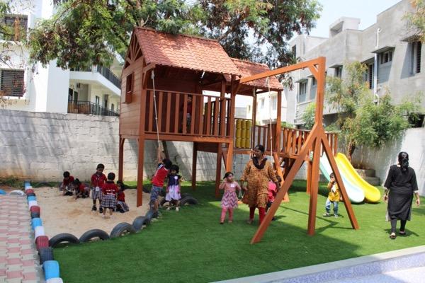 Play area again