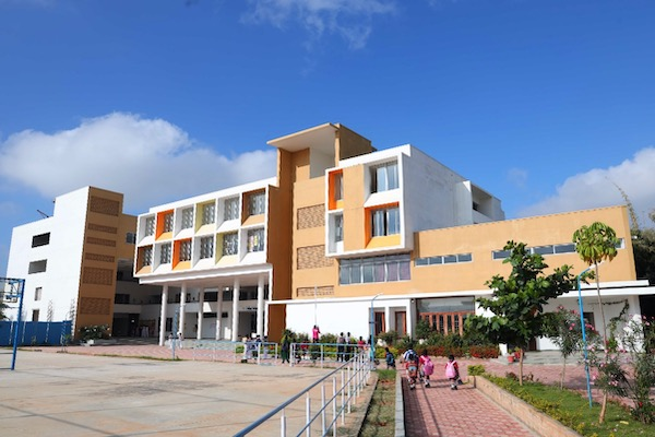 Indian School of Excellence Building