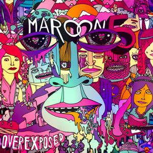Maroon 5 Overexposed album cover