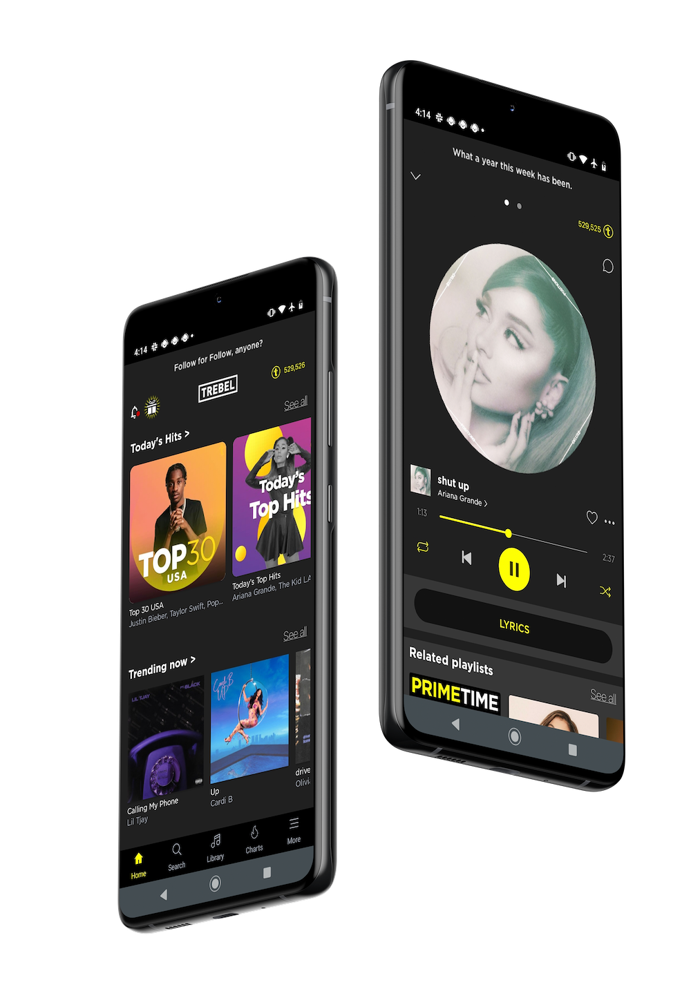 The best free music download app for Android phones and iPhone, iPod and iPad. Download free, play offline, no wifi, no data plan, no subscription.