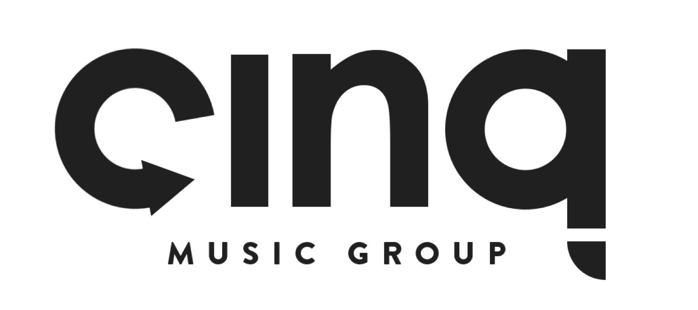 Cinq music group logo