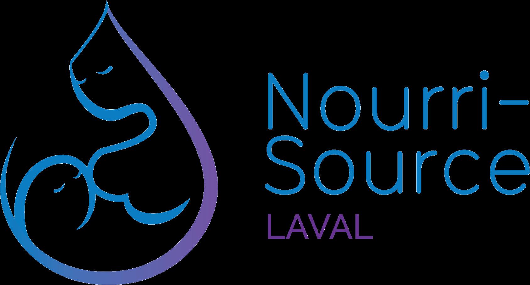 Logo Nourri-source Laval couleur