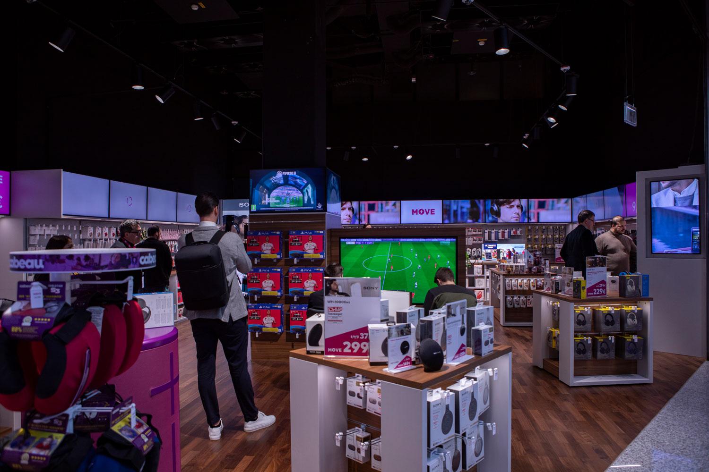 Schäfer opens two 'Move' stores in Düsseldorf