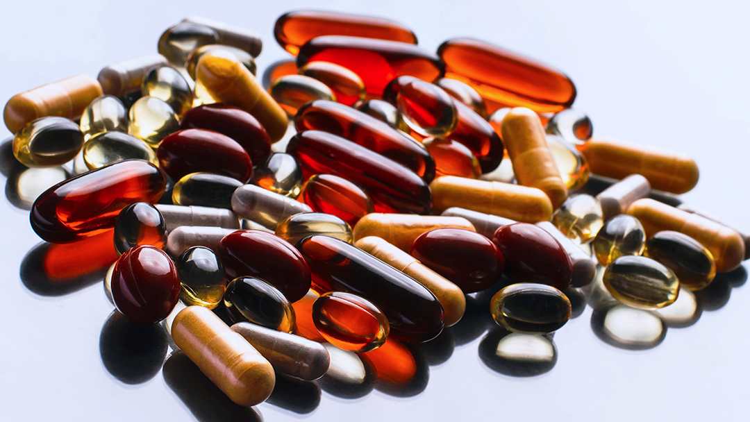 Menopause supplements: vitamins and minerals
