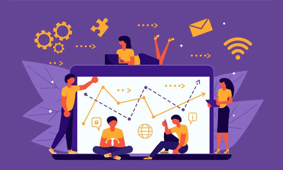 habilidades-digitales-transformacion-digital-equipo-trabajo