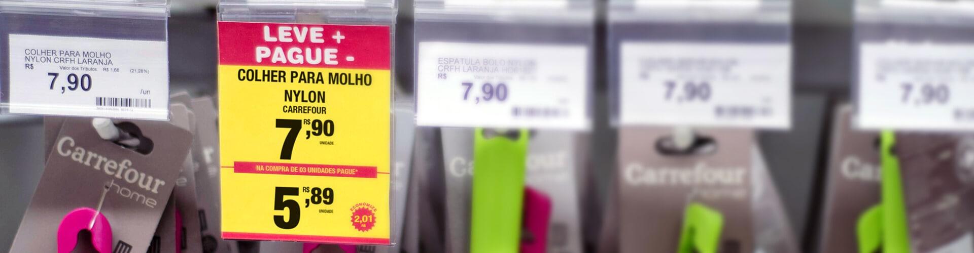A Pricefy é parceira do Carrefour para melhorias contínuas na área de visual merchandising