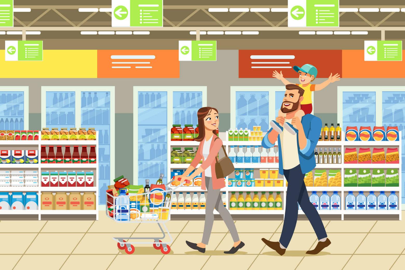 Como criar promoções no supermercado e vender mais em 2019?