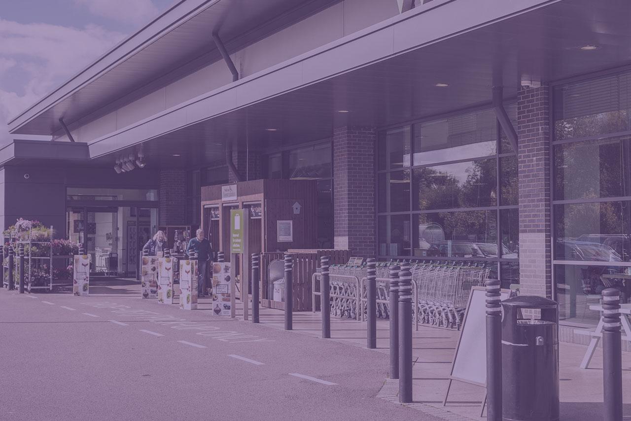 Fachada de supermercado: como estruturar e organizar?