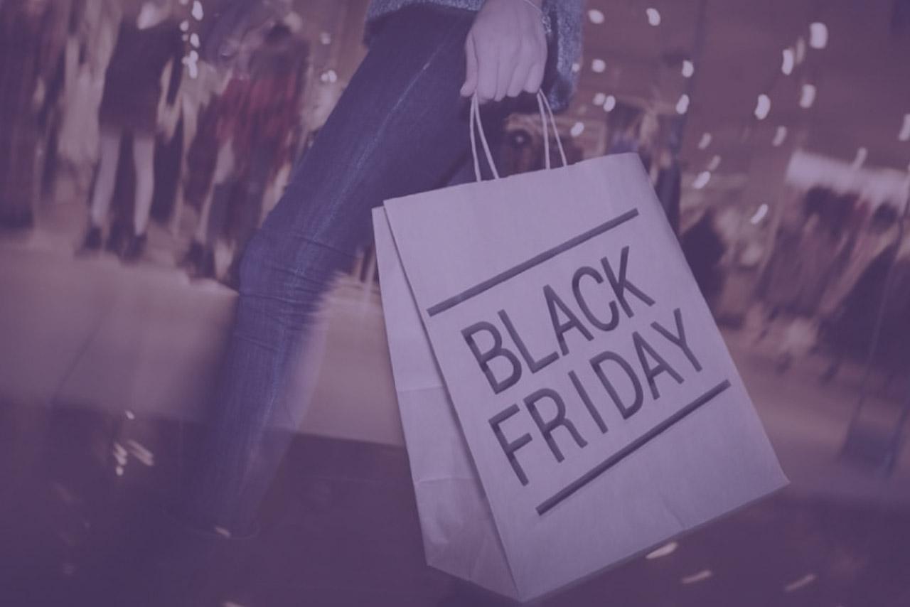 Black Friday: um fim de semana que os brasileiros adoram!