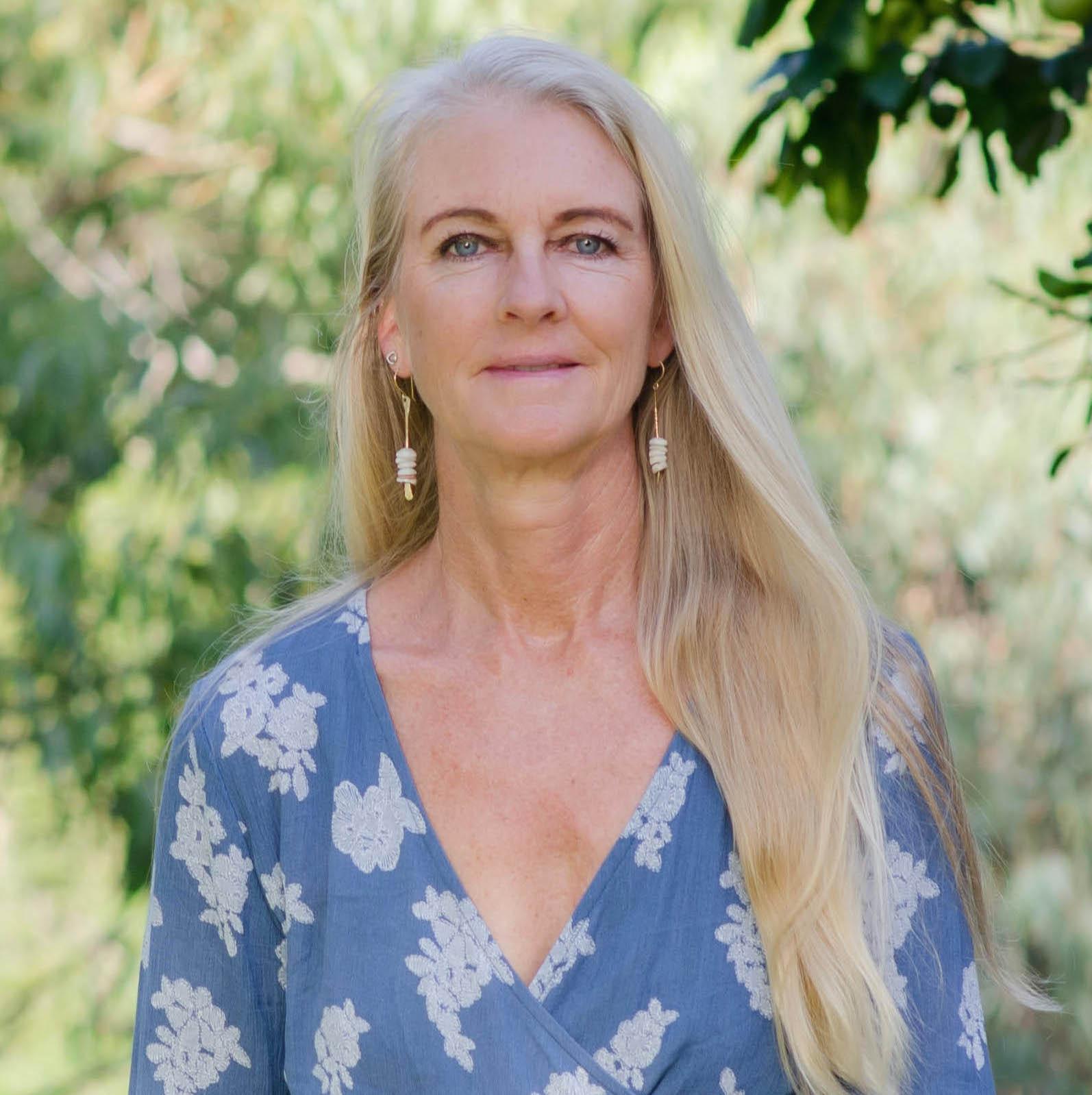 Karin Frost Headshot