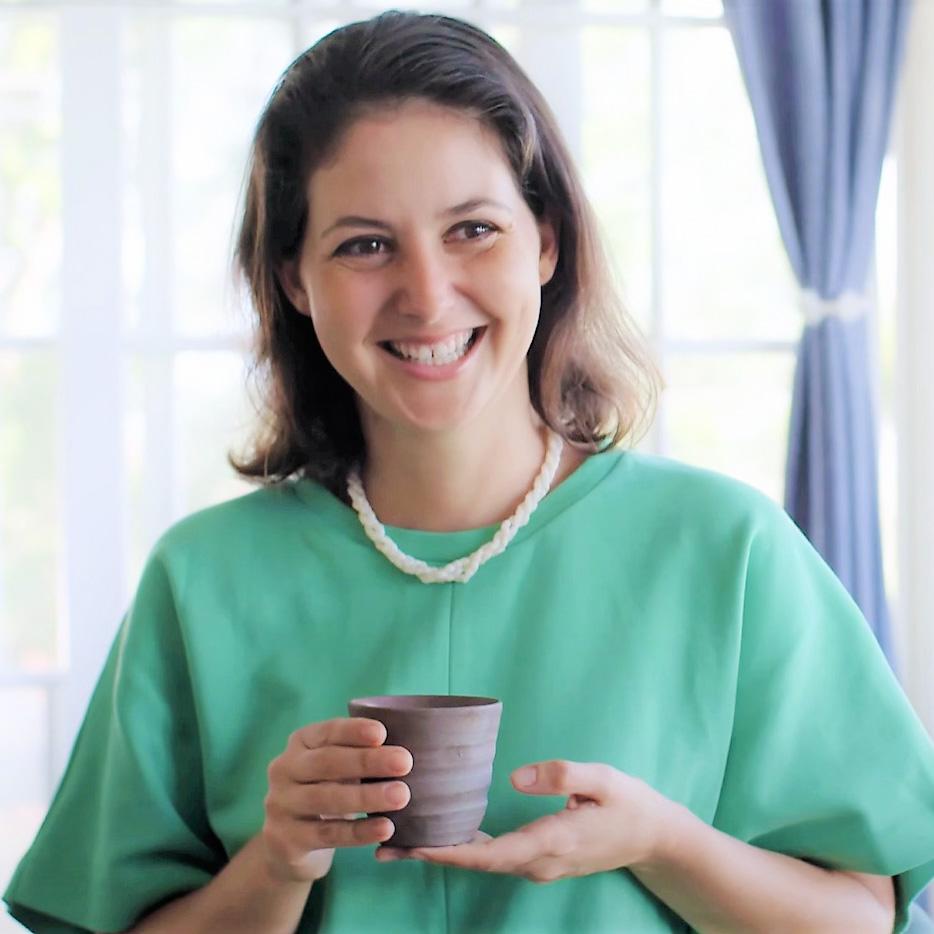Bella Hughes Shaka Tea Founder