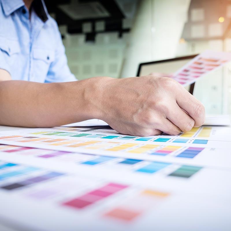 Druck Print Produktion Düsseldorf