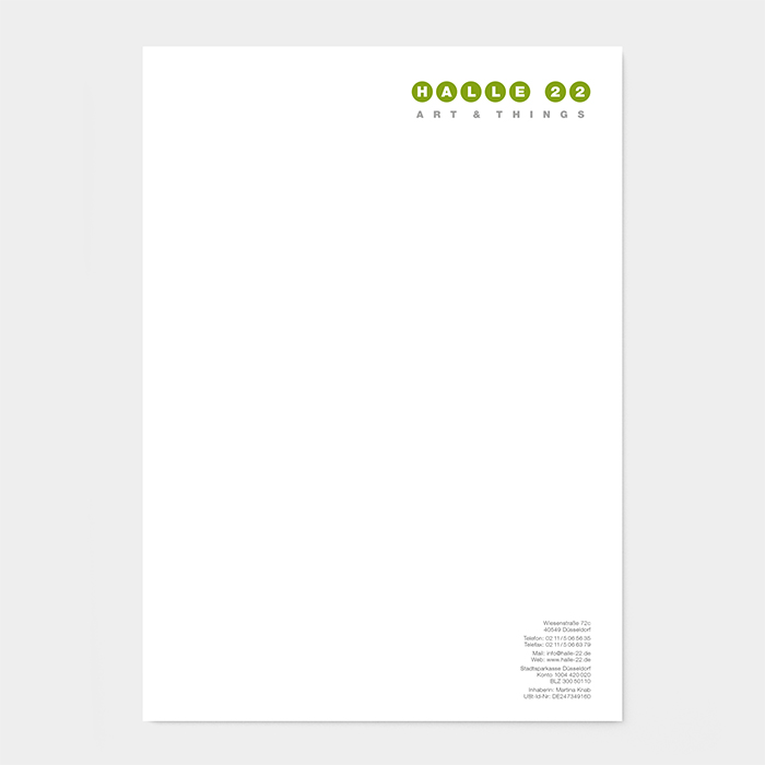Briefpapier Einzelhändler