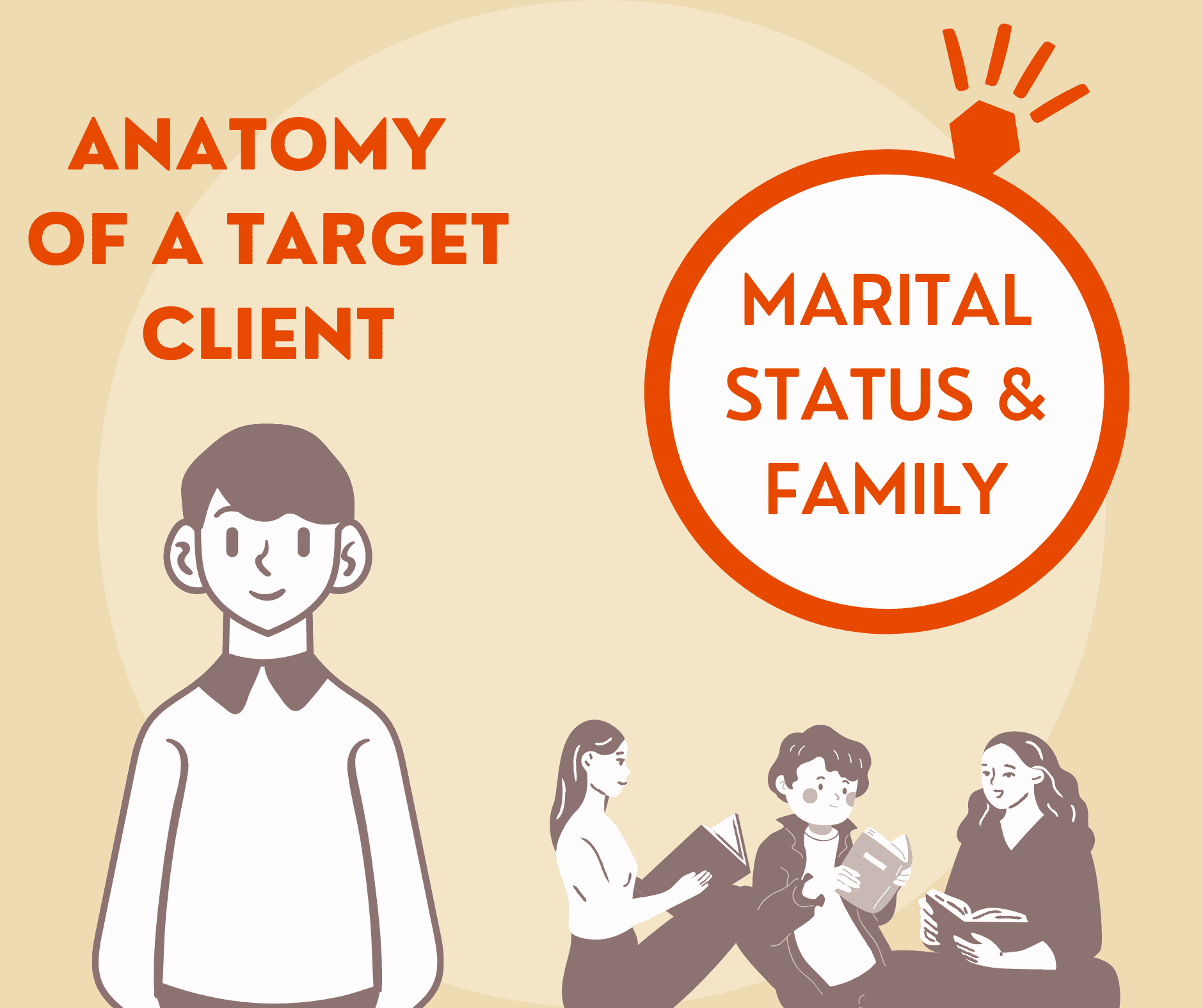 Marital Status and Family - Anatomy of a Target Client