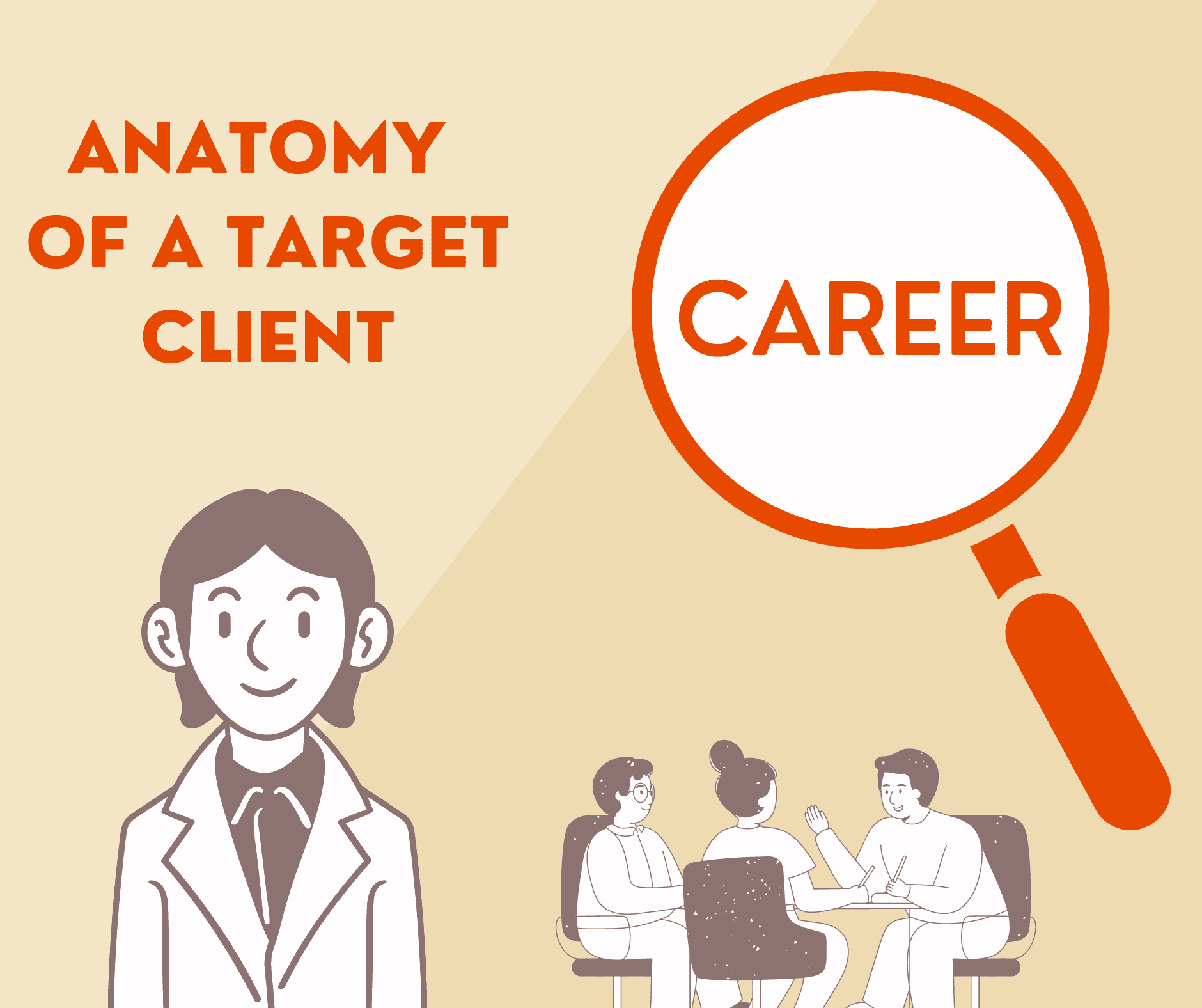 Career - Anatomy of a Target Client