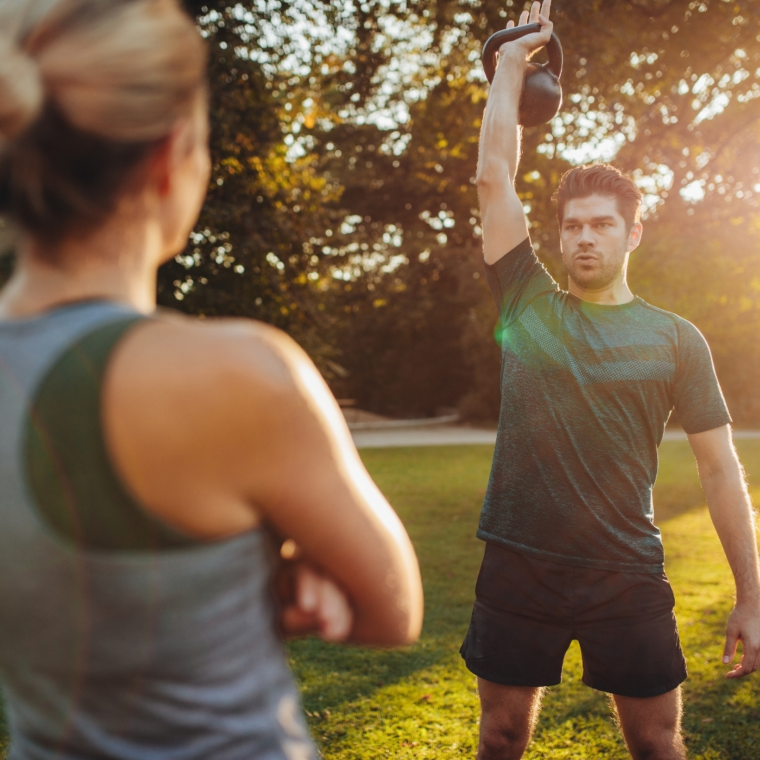 In-Home Personal Trainers