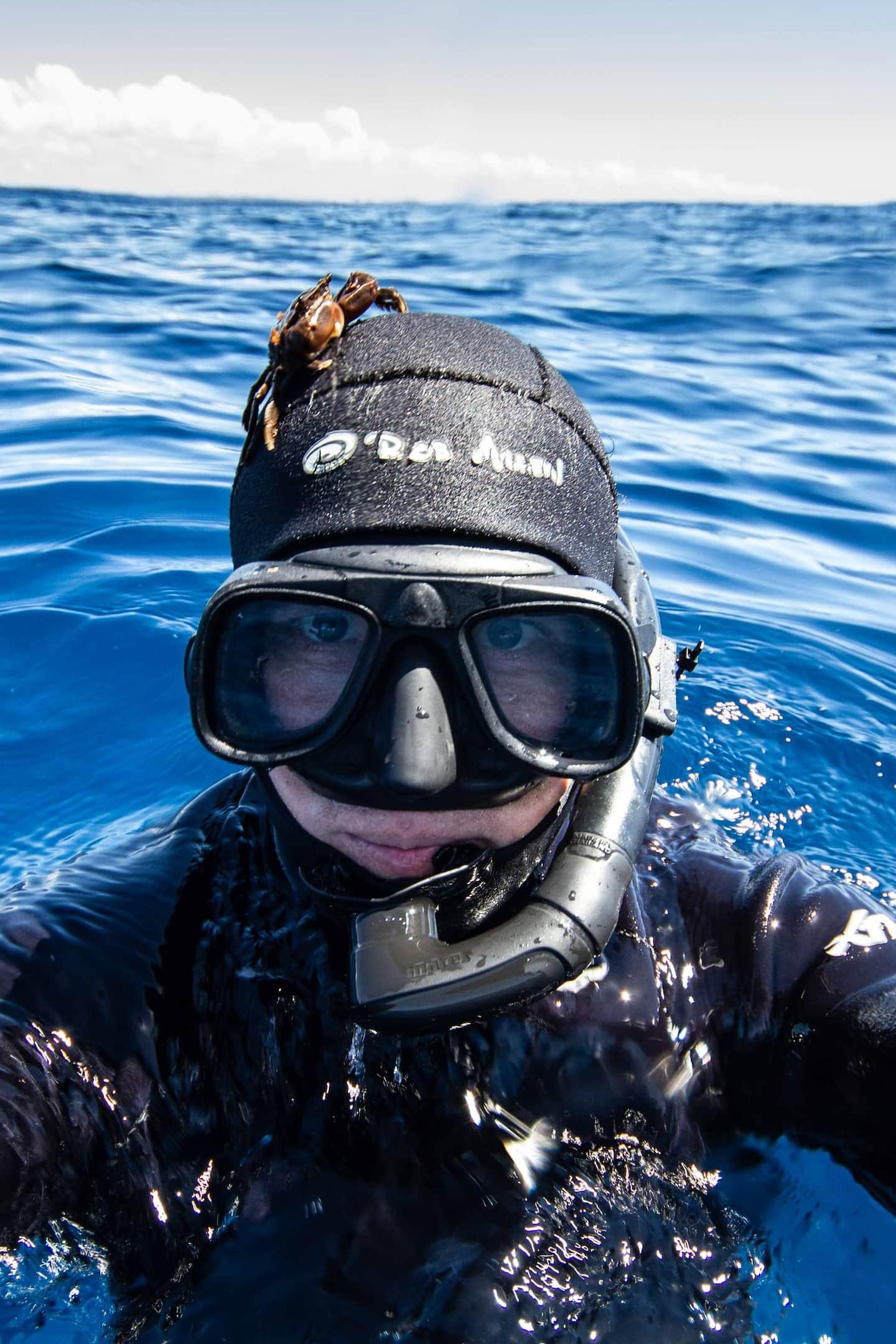 "Sparkler Spotlight: Justin ""The Shark Scientist"" Blake"