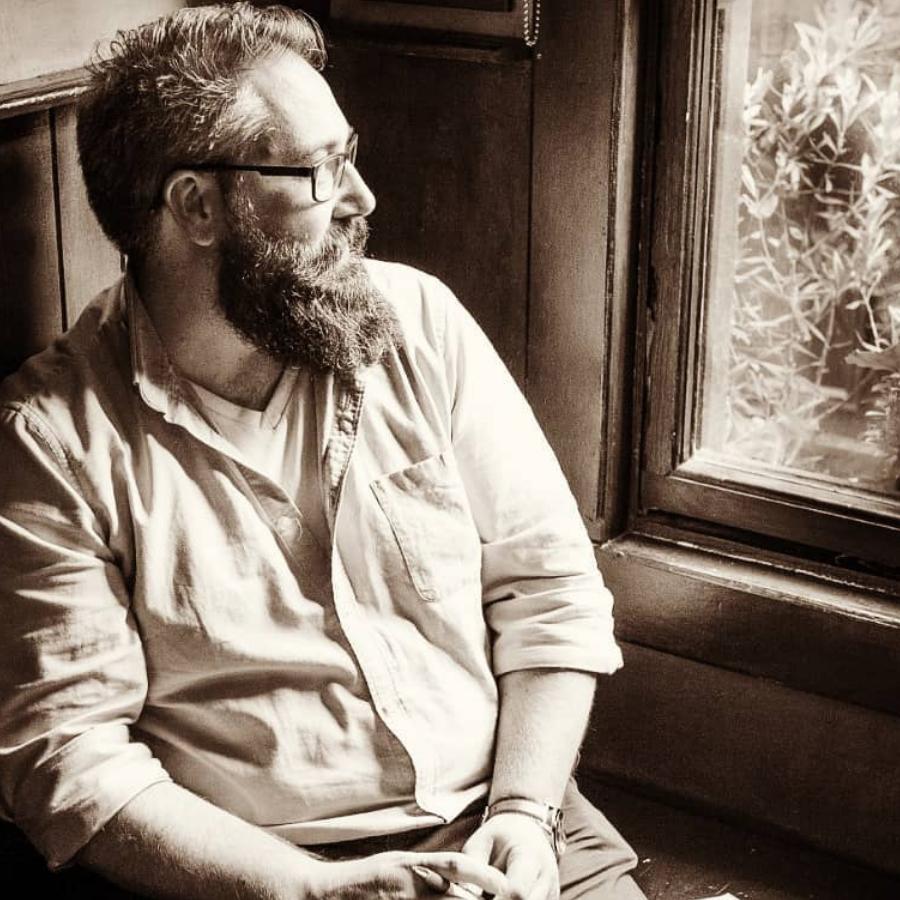 "Sparkler Spotlight: John ""The Mindful Barman"" Byrne"