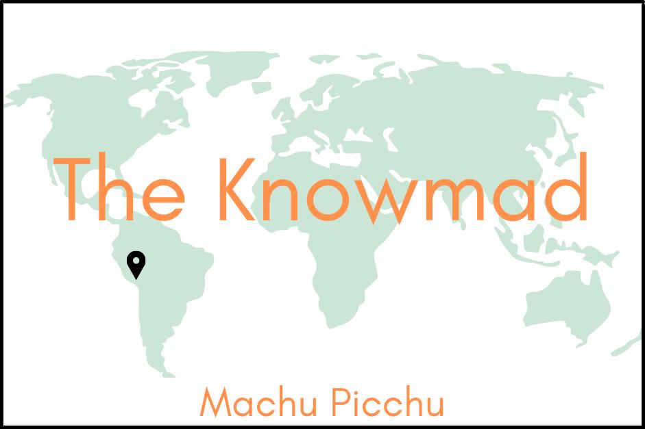 The Lost City of Machu Picchu