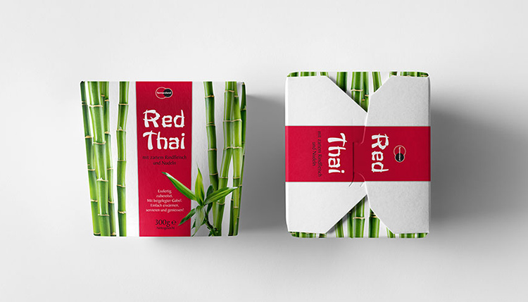 Package Design Convenience Food