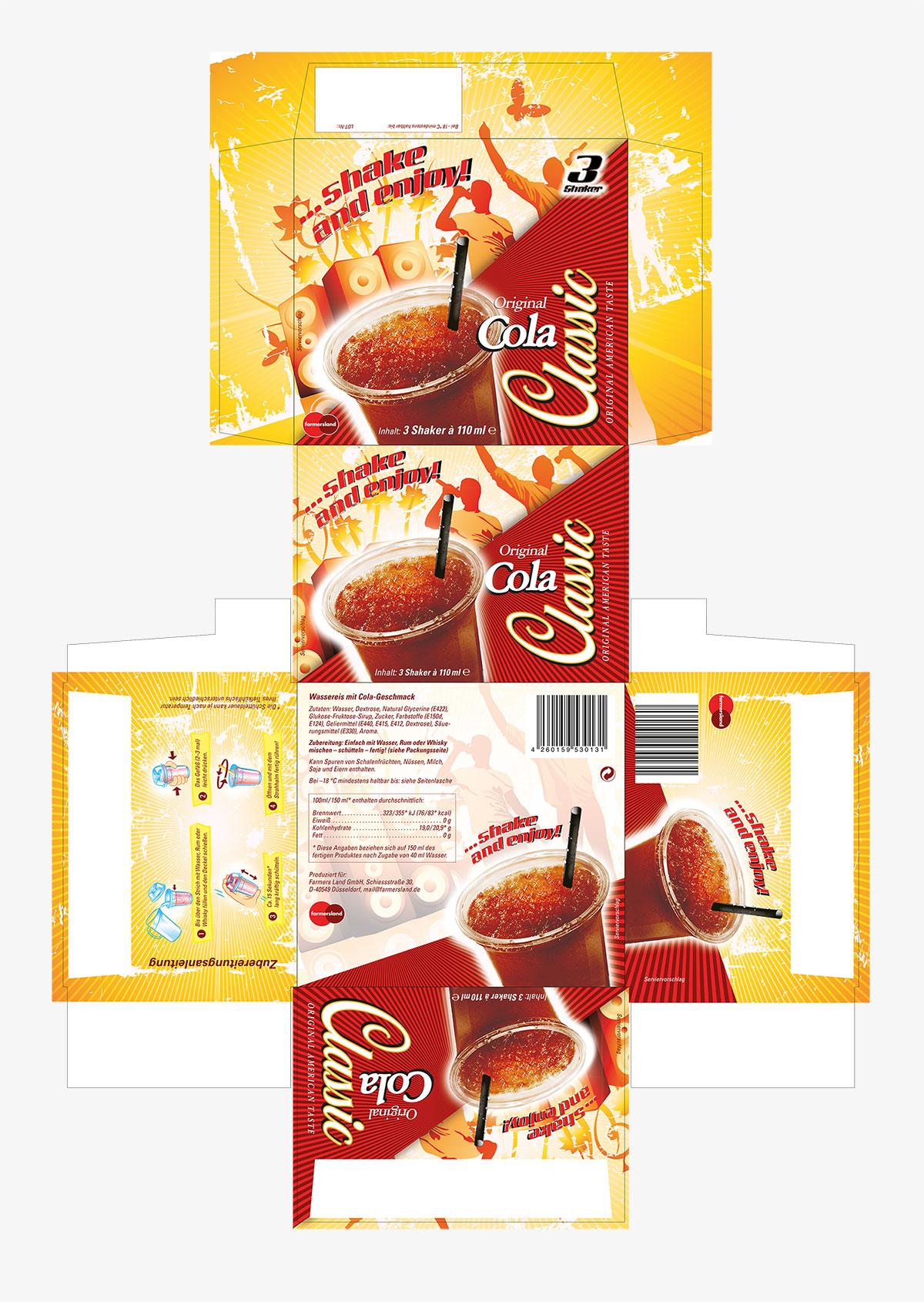 Getränkeverpackung