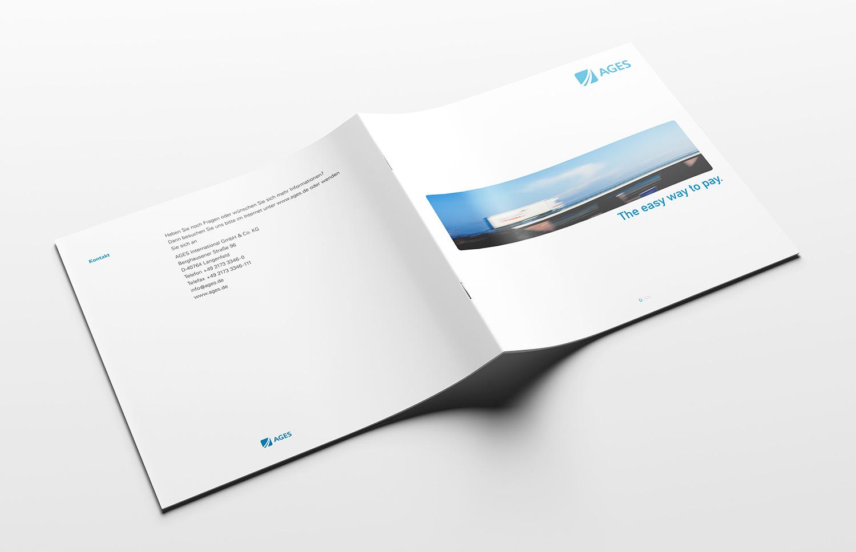 Design Image-Broschüre