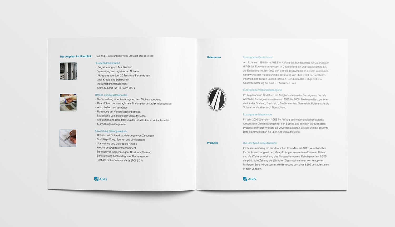 Design Image-Broschüre – Innenteil 2