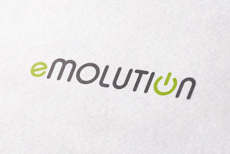 Logo-Design eMOLUTION
