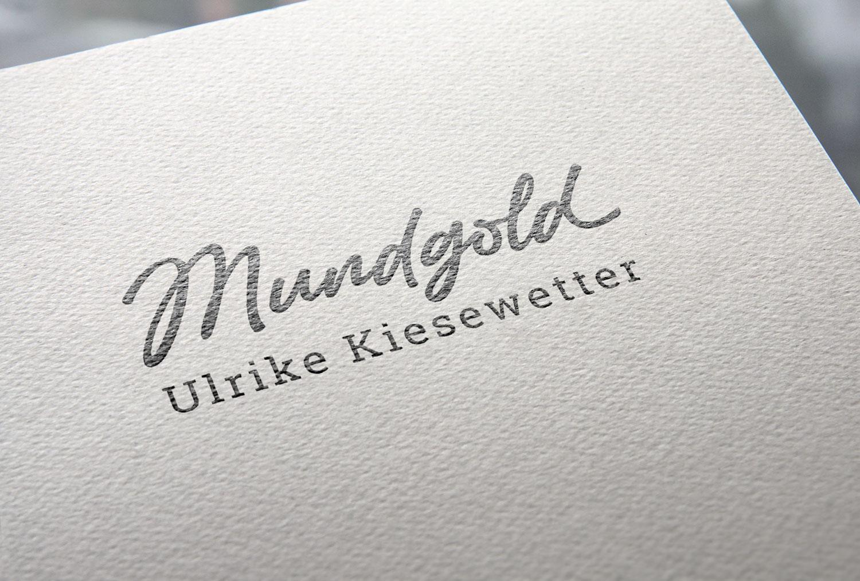 Logo-Design Mundgold