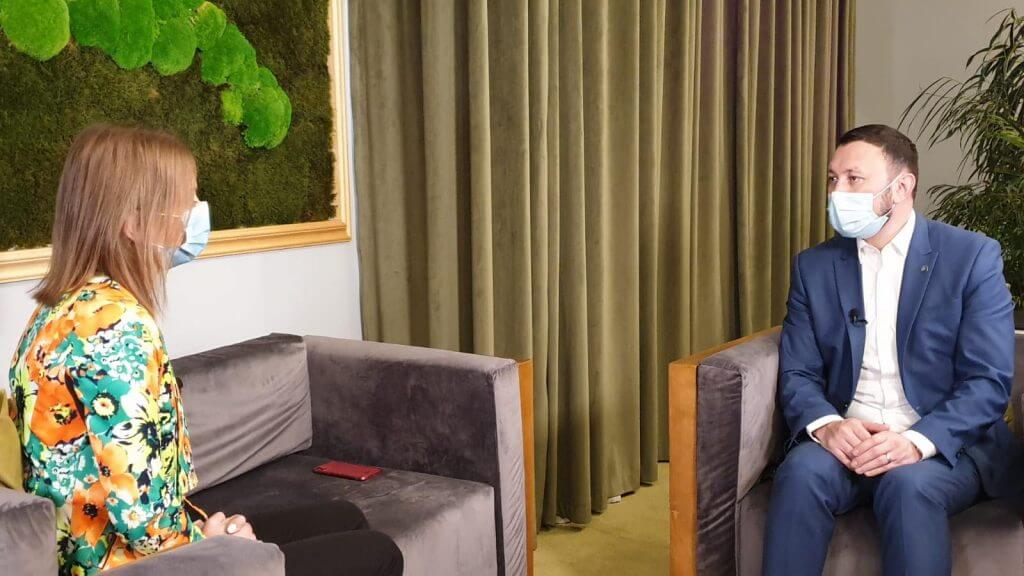 EXCLUSIV. Primul interviu cu noul ministru al Mediului, Mircea Fechet (partea I)