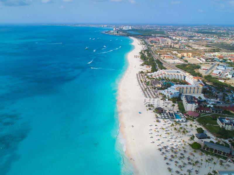 destinatii turistice 2021 Aruba