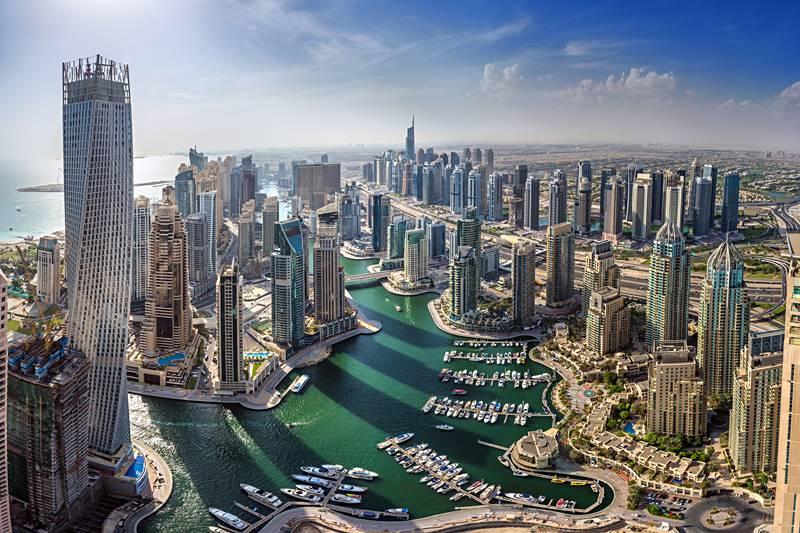 destinatii turistice 2021 Dubai