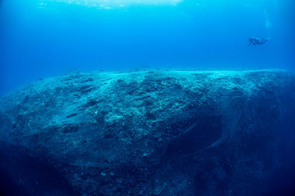 insula scufundata poluarea oceanelor