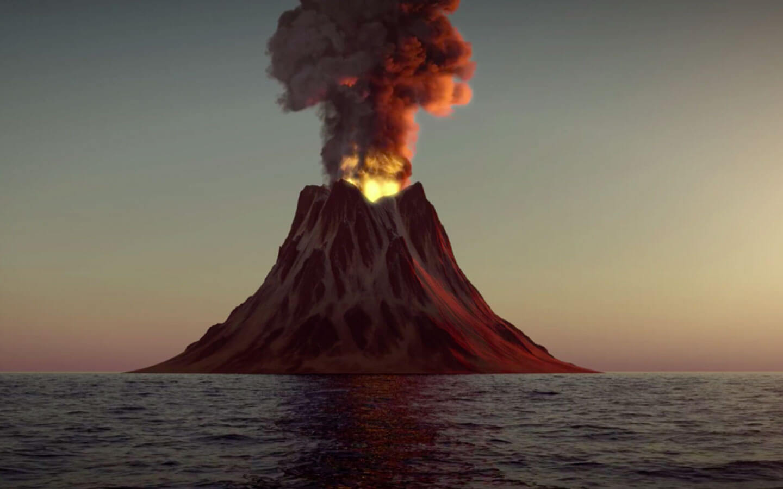 VIDEO. Premieră: emisiile de carbon ale vulcanilor, măsurate cu drone