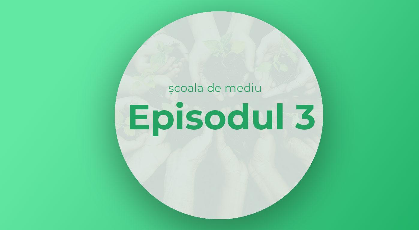 Episodul 3 | Ce sunt particulele în suspensie