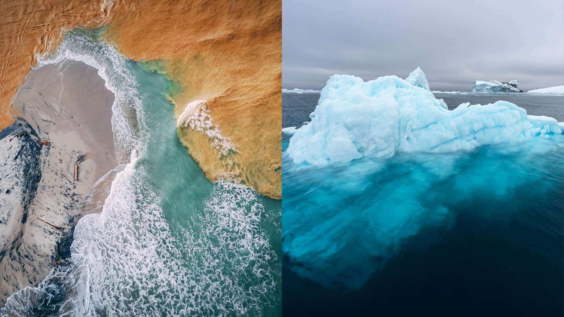 Dublu dezastru climatic: oceanele sunt inundate de carbon, iar topirea ghețarilor eliberează cantități uriașe de metan