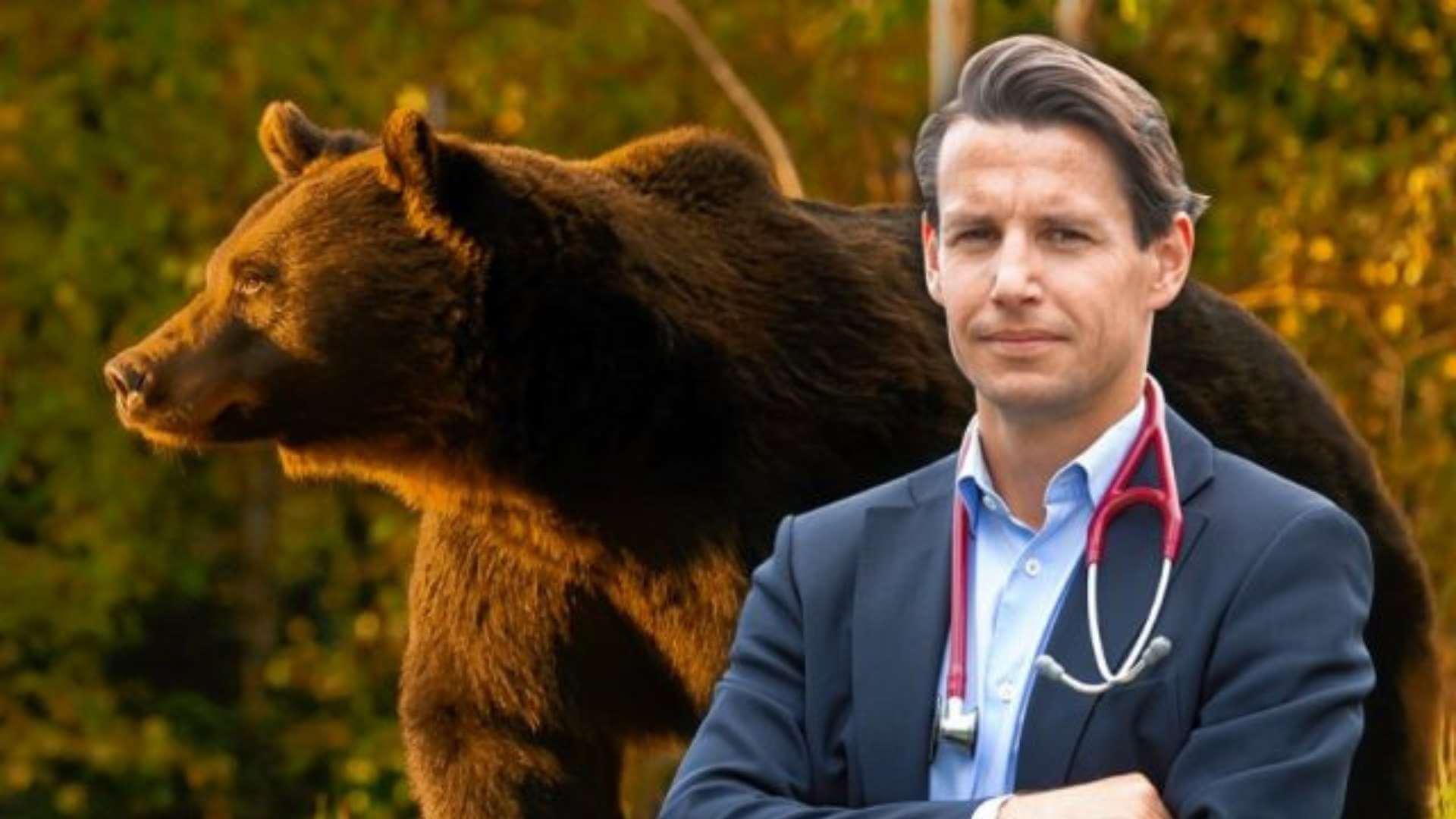 Ministrul Mediului: Prințul austriac a ucis legal ursul. Nu era cel mai mare urs din România