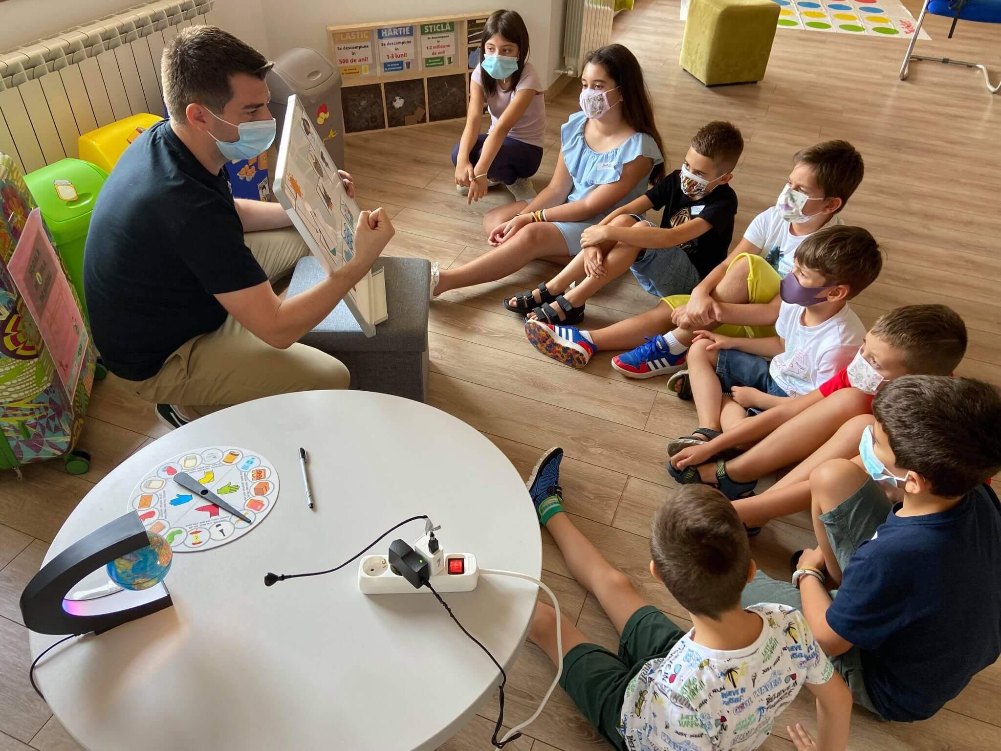 proiecte ecologice pentru romania scoala eco